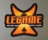 X-LEGAME フルカラーステッカー(大)ブラック