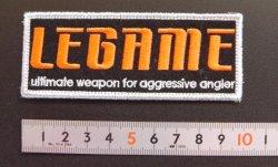 画像1: LEGAME ワッペン